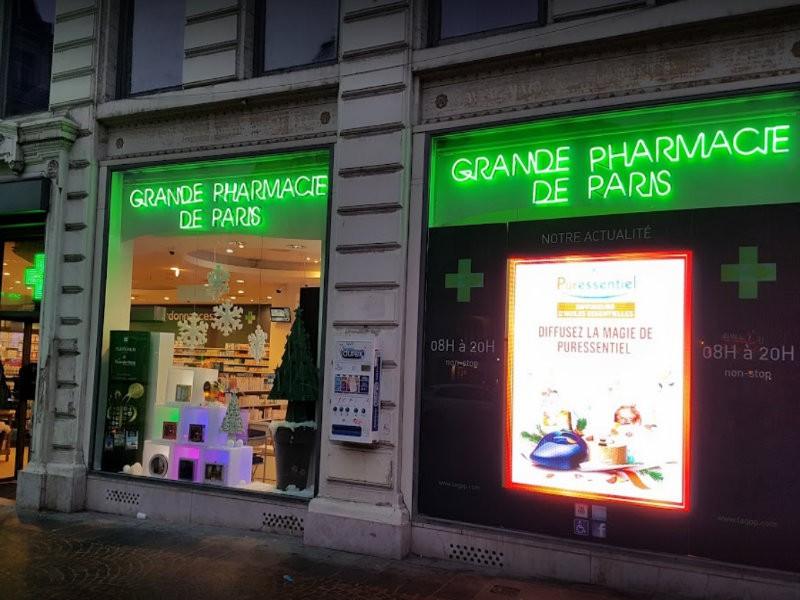 LA GRANDE PHARMACIE DE PARIS